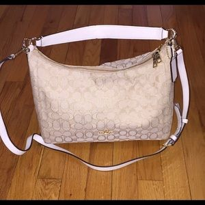 NWOT Authentic Coach Hobo Bag